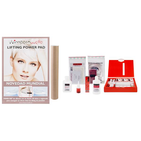 Kit Wimpernwelle Lifting Powder Pad 20 servicios