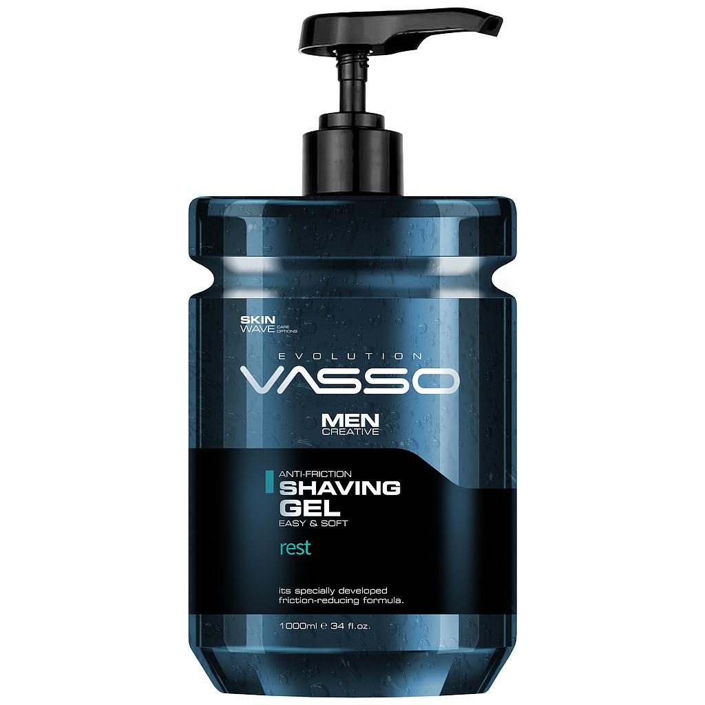Shaving Gel Vasso 1000ml